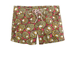 Ratti electric kiwi board shorts
