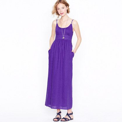 Midsummer maxidress