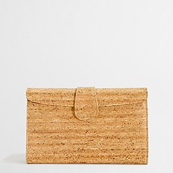 Factory cork clutch