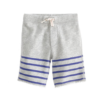 Boys' pull-on sweatpant short
