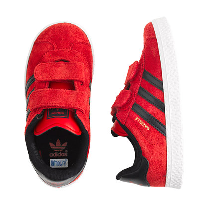Kids' junior Adidas® gazelle sneakers