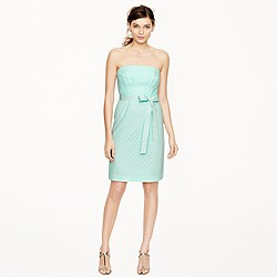 Jessie dress in eyelet