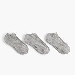 Athletic socks three-pack