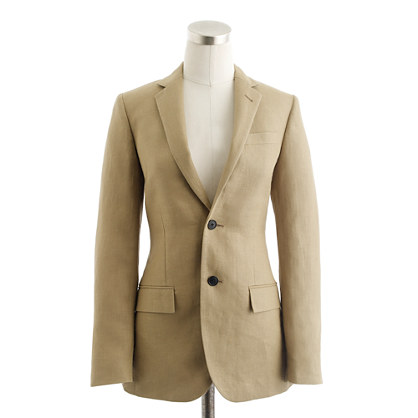 Buy jacket & suites - Collection women\'s Ludlow jacket in Irish linen
