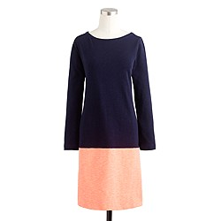 Maritime colorblock dress