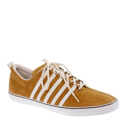 Billy Reid for K-Swiss® Venice surf & court low suede tennis sneakers