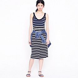 Stripe Kari maxidress
