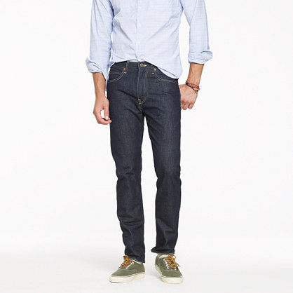Lee® for J.Crew 101 Slim Rider jean in rinse wash