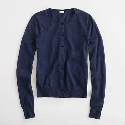 Factory long-sleeve cardigan