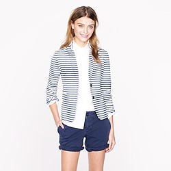 Maritime blazer in stripe