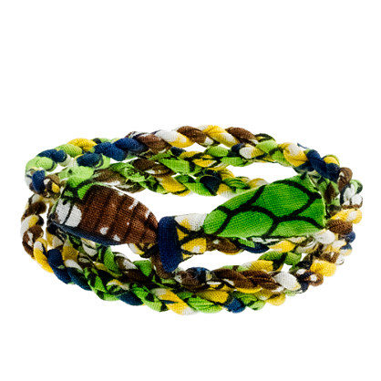 Indego Africa™ for J.Crew cloth wrap bracelet