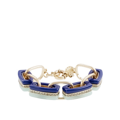 Triple-stripe bracelet