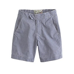 Boys' trunks in anchor blue stripe
