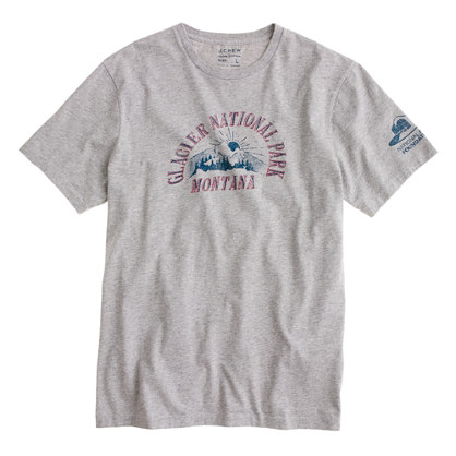 National parks graphic tee