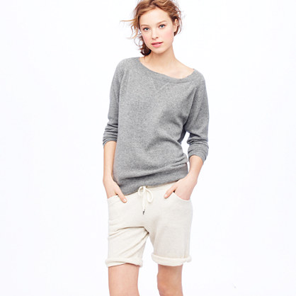 Summerlight terry bermuda short