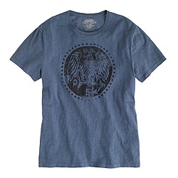 Wallace & Barnes skivvy graphic tee