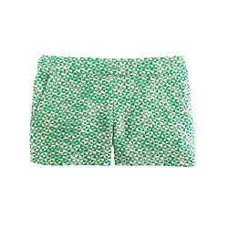 Collection clover tweed short
