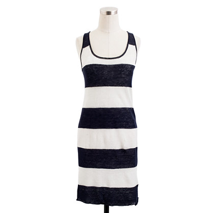 Nili Lotan® stripe sweater dress - Day to Night - Women's dresses - J.Crew from jcrew.com