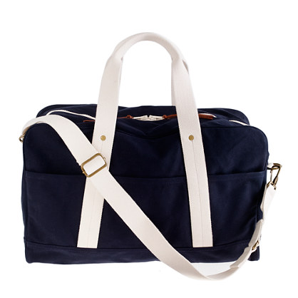 Rail and Wharf 48-hour duffel