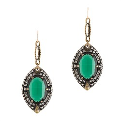 Let's Bring Back by Lulu Frost absinthe earrings