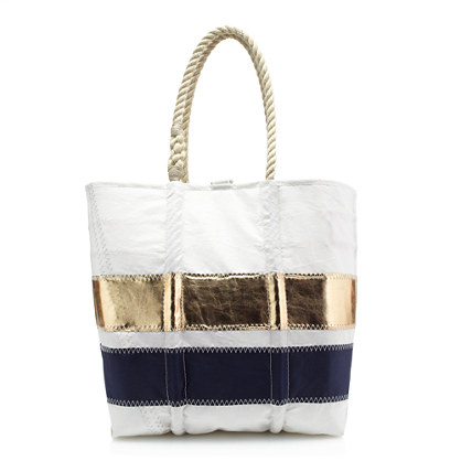 Sea Bags® for J.Crew medium tote