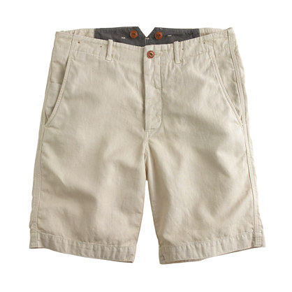 Wallace & Barnes fishtail short
