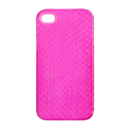 Whipsnake case for iPhone 4