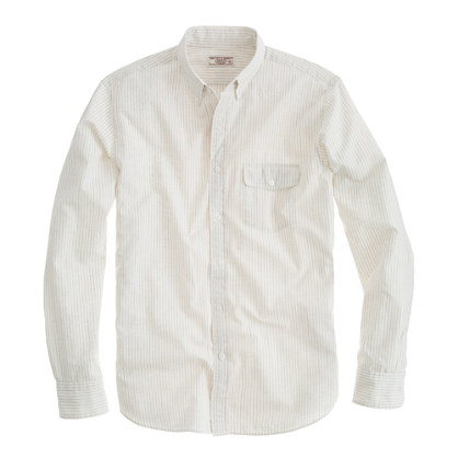 Wallace & Barnes Kilworth shirt