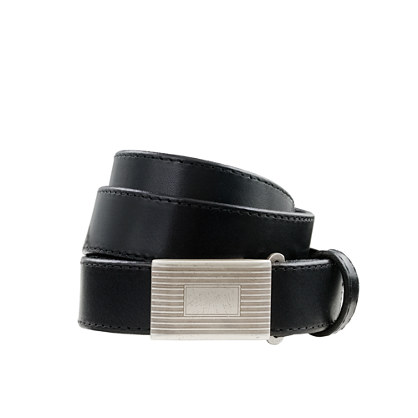 Kids' plaque belt