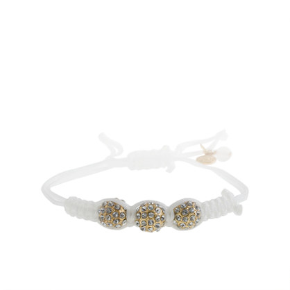 Girls' triple fireball bracelet