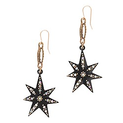 Let's Bring Back by Lulu Frost spark earrings