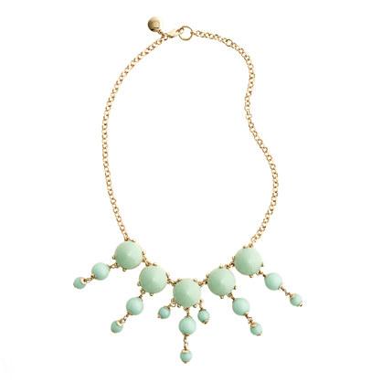 Girls' bubble necklace