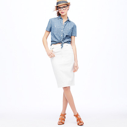 Altuzarra for J.Crew Manon skirt