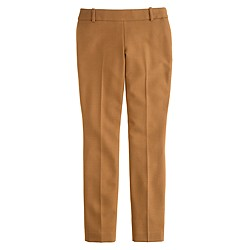 Minnie pant in bi-stretch wool