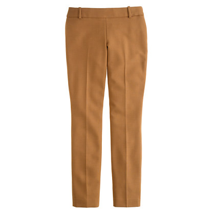 Tall Minnie pant in bi-stretch wool