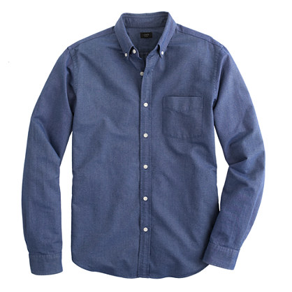 Vintage oxford shirt in Tonal cotton