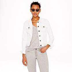 Nolita jacket in white