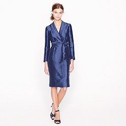 Collection organza trench dress