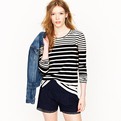 Altuzarra for J.Crew Patricia top