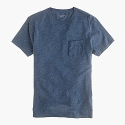 Slim Flagstone pocket tee