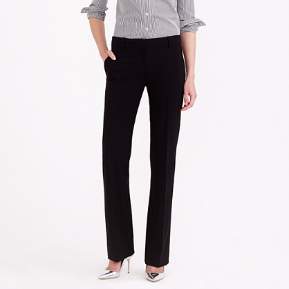 1035 pant in stretch wool