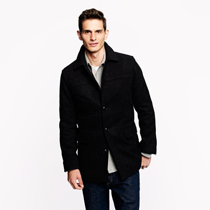 Tall university coat with Thinsulate®