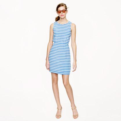 Dree dress in stripe