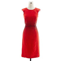 Optic-dot dress