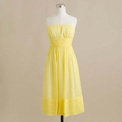 Juliet dress in silk chiffon