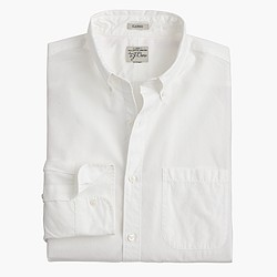 Secret Wash button-down collar shirt