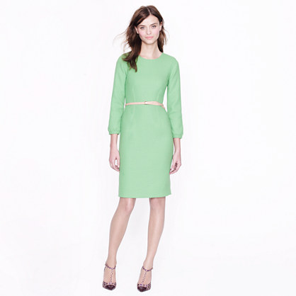 Collection Italian wool dress