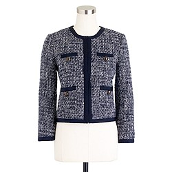 Pepper tweed jacket