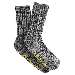 Girls' chat no-slip socks