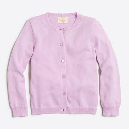 Factory girls' Casey cardigan sweater